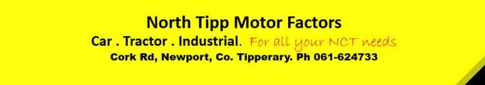 North Tipp Motor Factors