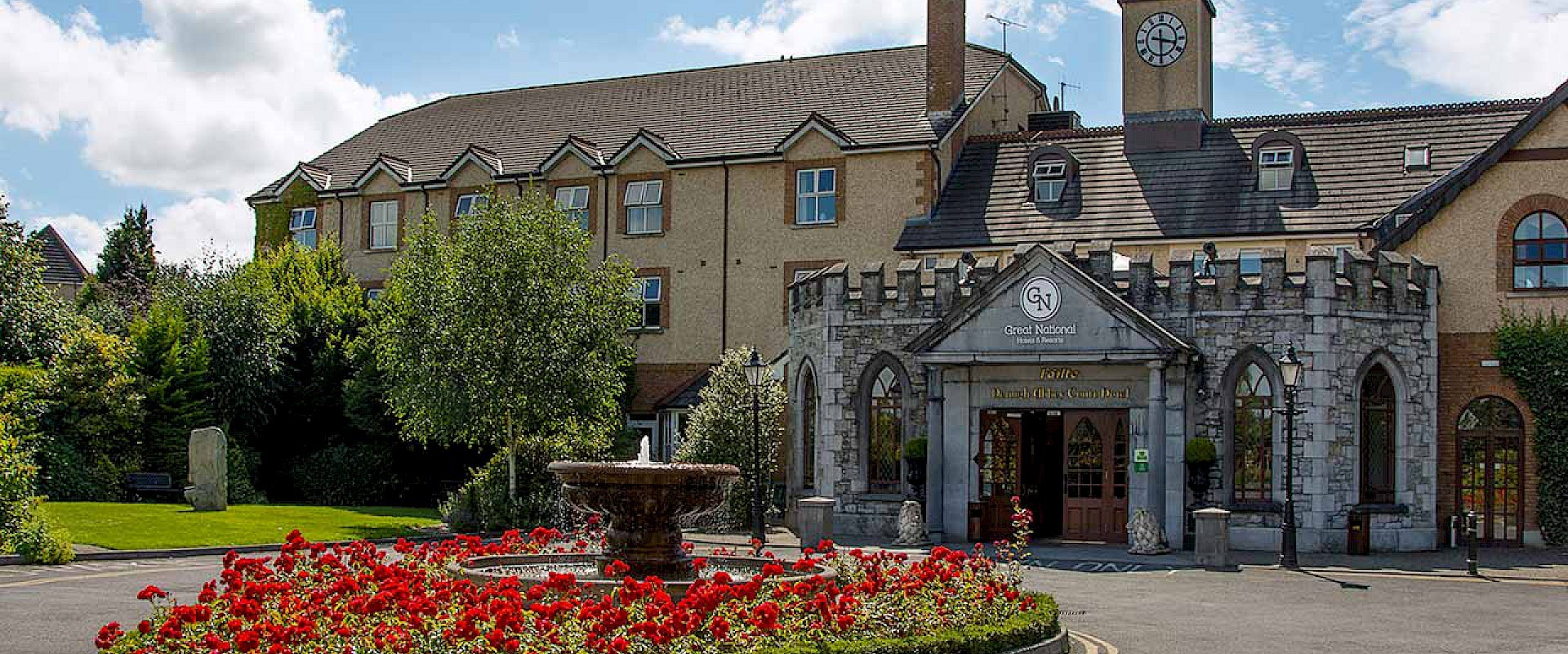 Great National Abbey Court Hotel, Lodges & Trinity Leisure Spa
