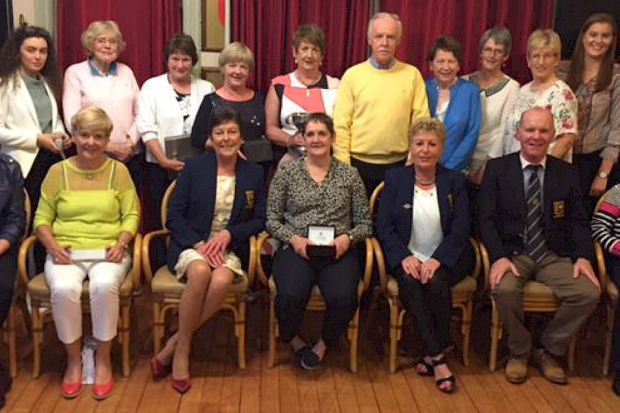 Prize Winners Lady Presidents Day