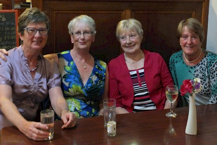 Lady Captains Prize Day 2016