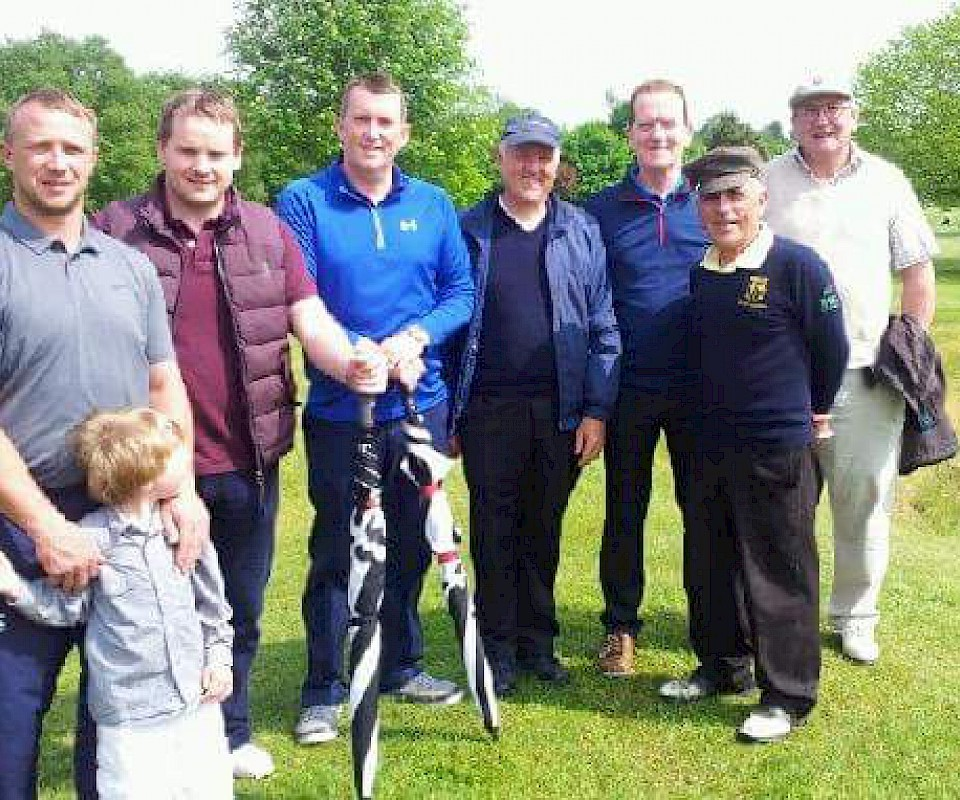 Nenagh Golf Club Teams & Supporters