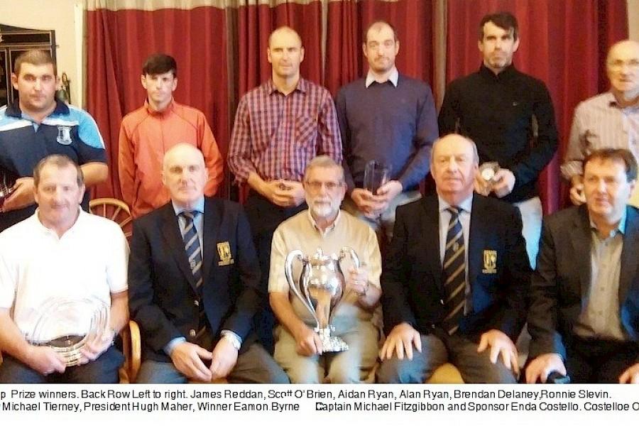 Prize Winners Mogul Cup 2016