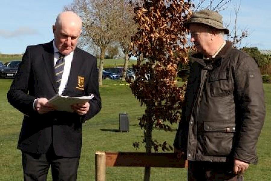 Nenagh Golf Club 1916 Commeration