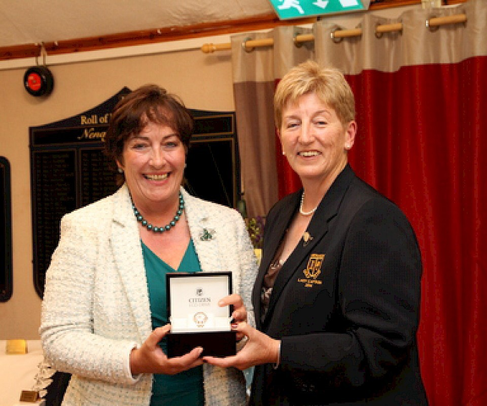 Ladies Captains Prize 2014