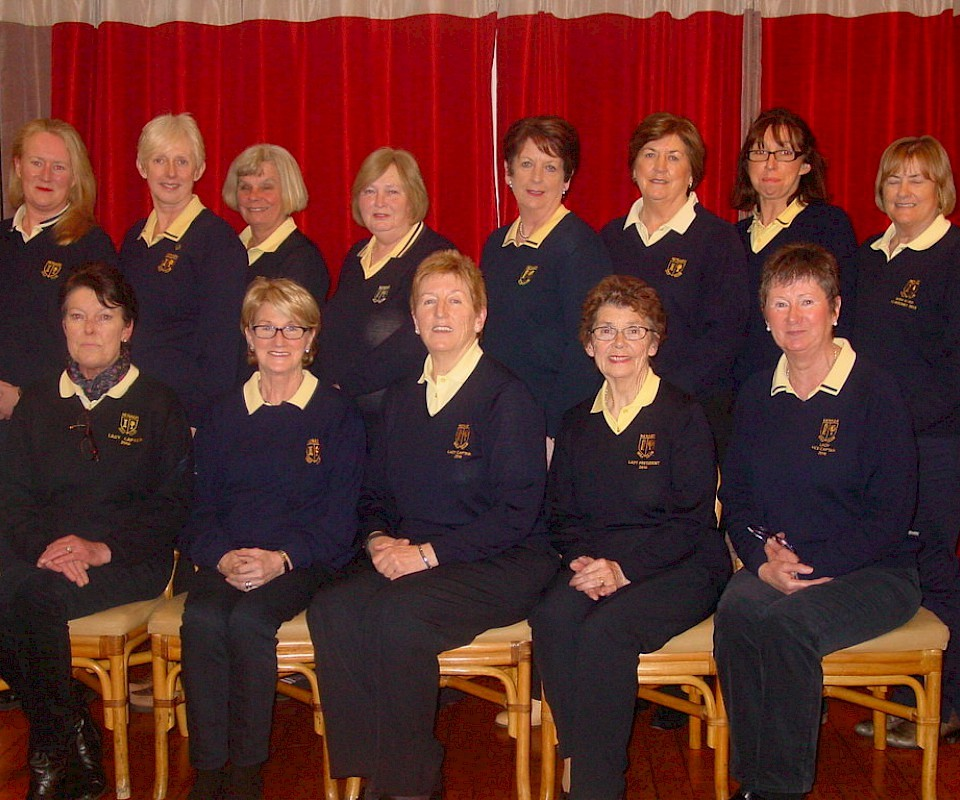 Ladies Committee 2014
