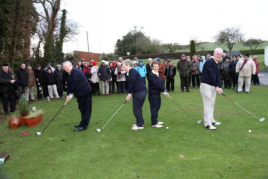 Captains Drive In 2014