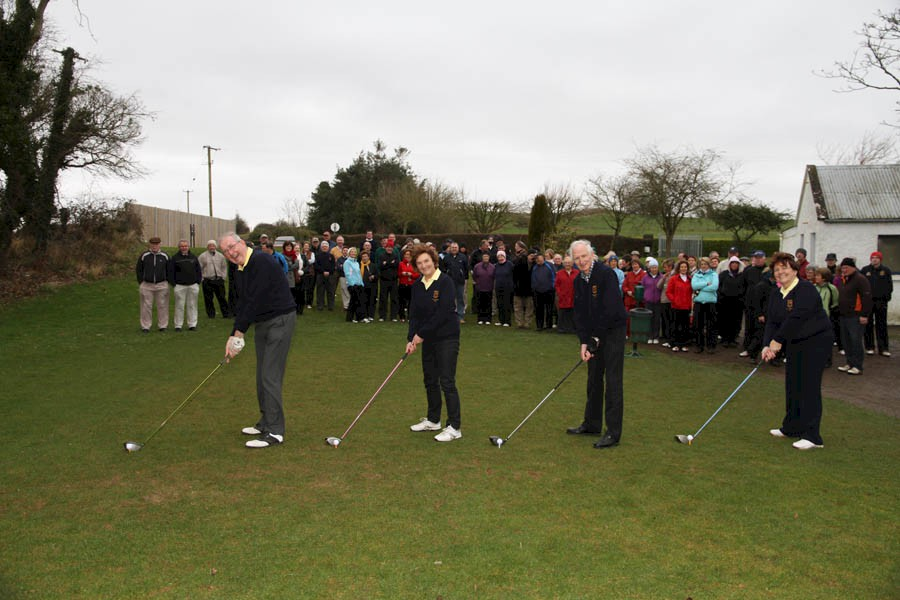 Captains Drive In 2013