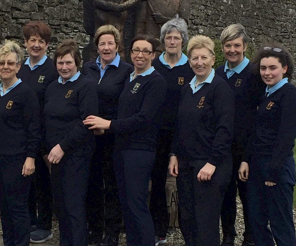 Ladies Intermediate Team 2018