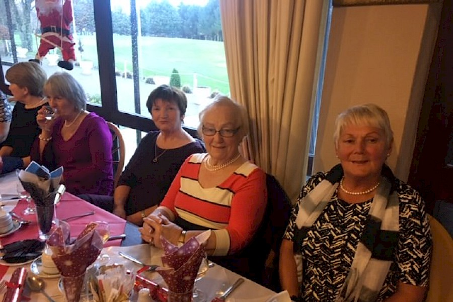 Ladies Club Christmas Lunch 2018