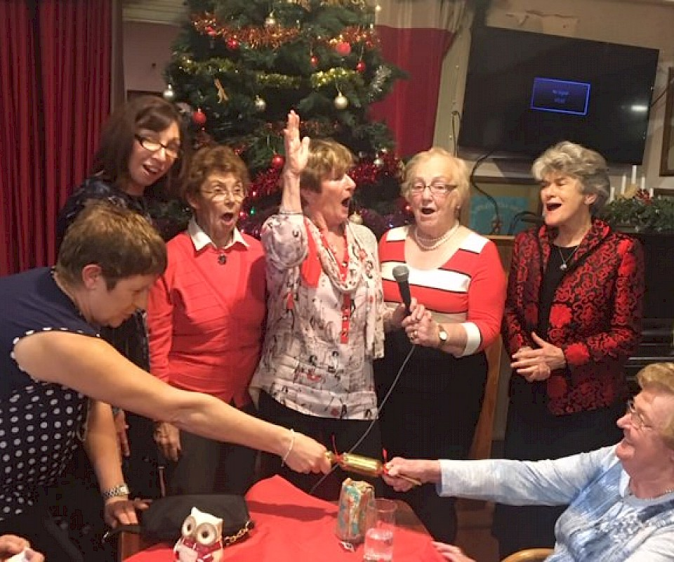 Ladies Club Christmas Lunch 2018