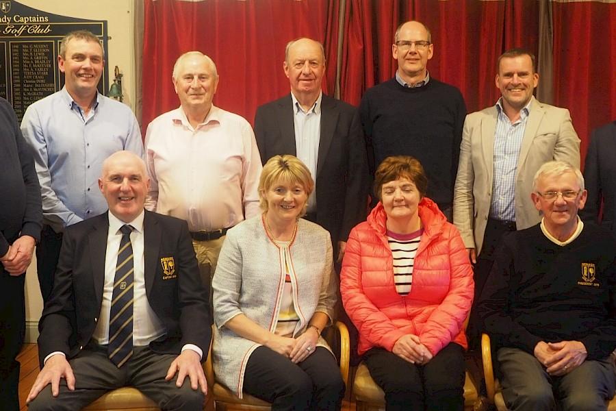 Nenagh Lion's Club Golf Classic organizing Committee.
