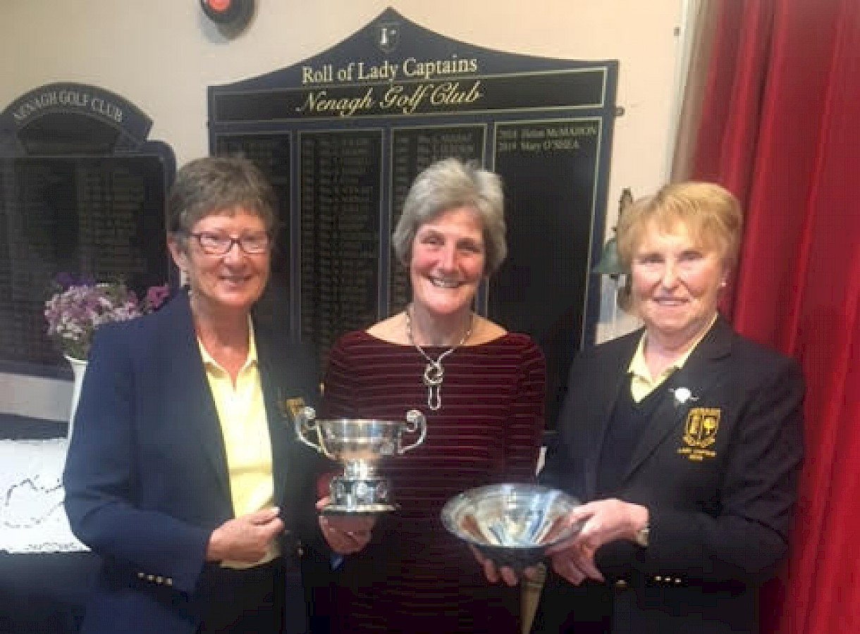 2019 Novice Cup at Nenagh Golf Club.