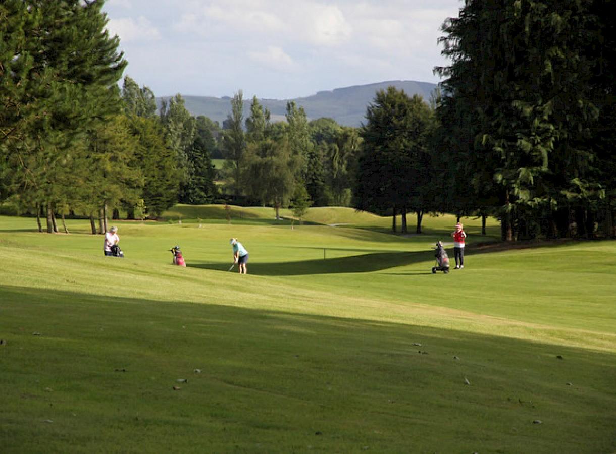 Nenagh Golf Club - Re-Opening Protocols.